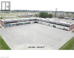 55 MARY Street Unit# 206, lindsay, Ontario