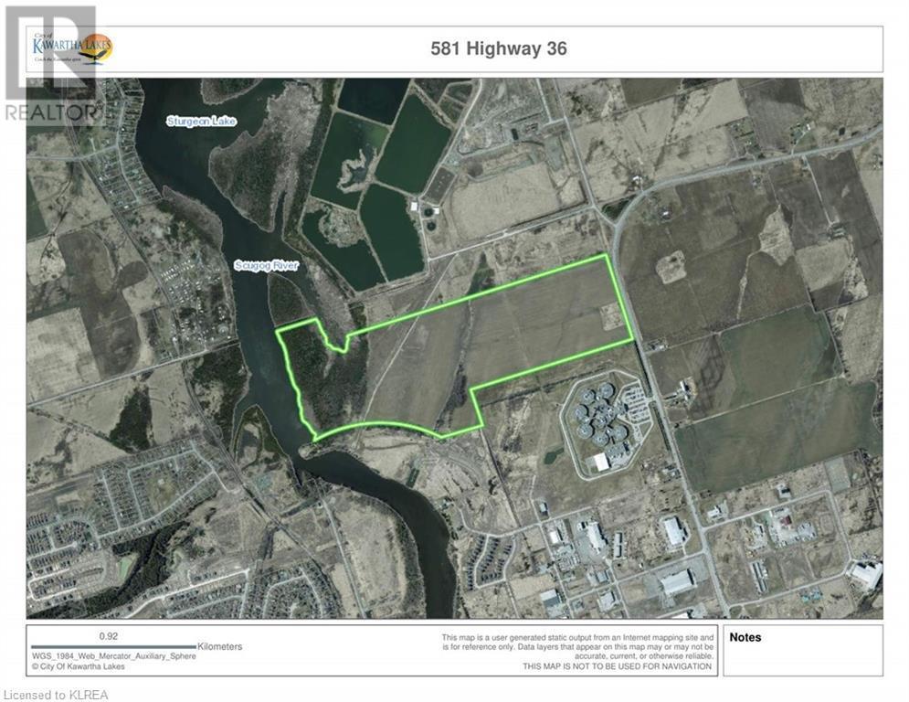 581 Highway 36 N, Lindsay, Ontario  K9V 4R1 - Photo 1 - 40116113