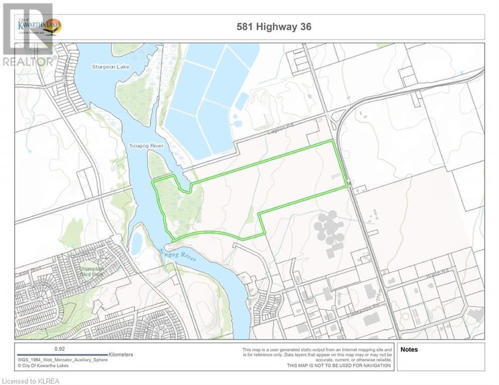 581 Highway 36 N, Lindsay, Ontario  K9V 4R1 - Photo 2 - 40116113
