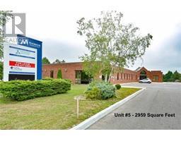 108 ANGELINE Street S Unit# 5, lindsay, Ontario